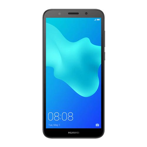 Imagen Frontal celular Huawei Y5 2018 Black