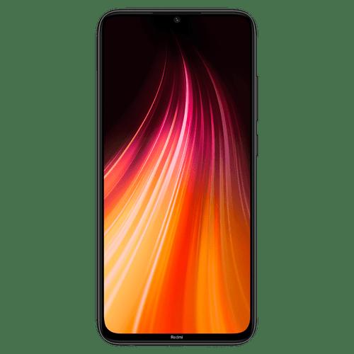 Celular Xiaomi Redmi Note 8 Negro - Frontal
