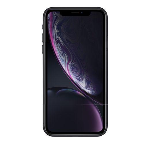 Celular Imagen Frontal Iphone XR Negro