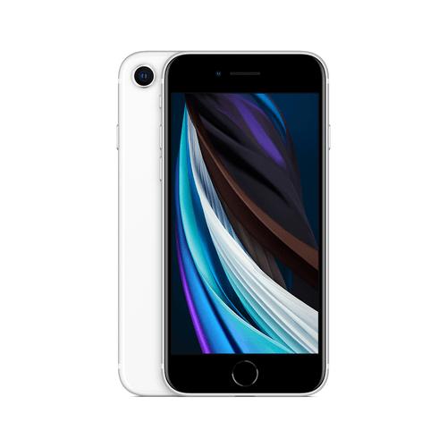 Celular Imagen Frontal Iphone SE 64GB Blanco