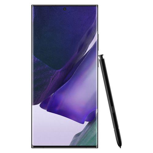Celular Samsumg Galaxy Note 20 Negro -Frontal