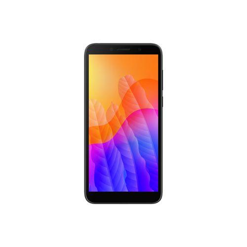 Celular Imagen Frontal Huawei Y5P Negro
