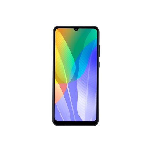 Celular Imagen Frontal Huawei Y6P Negro