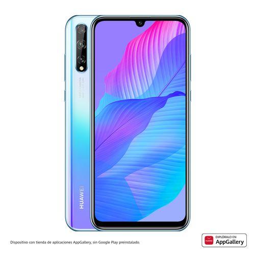 Celular Imagen Frontal Huawei Y8P Crital