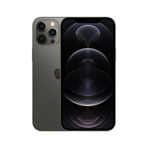 Celular Imagen Frontal Iphone 12 Pro Max Grafito 256GB