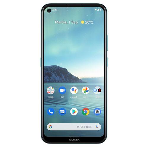 Celular Nokia 34 Azul - Frontal